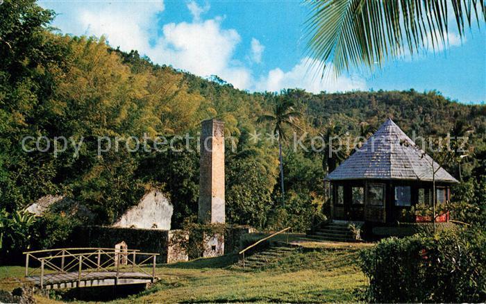 AK / Ansichtskarte Trois Ilets Domaine de la Pagerie Kat. Martinique