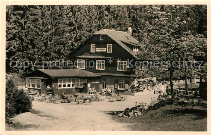 AK / Ansichtskarte Massermuehle Ferienheim