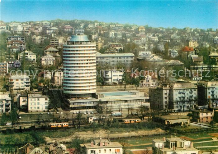 AK / Ansichtskarte Budapest Hotel Budapest  Kat. Budapest
