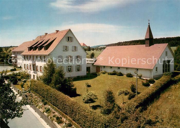 AK / Ansichtskarte Goerwihl Albert Schweitzer Haus Kat. Goerwihl