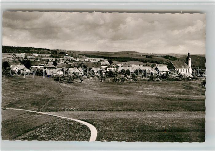 AK / Ansichtskarte Goerwihl Albert Schweitzer Haus Panorama Kat. Goerwihl