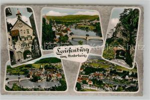 AK / Ansichtskarte Laufenburg Baden Albtal Panorama  Kat. Laufenburg (Baden)