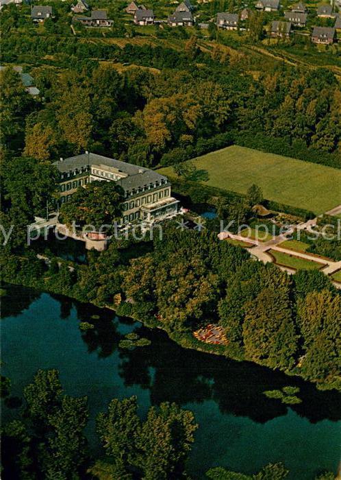 AK / Ansichtskarte Buer Gelsenkirchen Fliegeraufnahme Schloss Berge Kat. Gelsenkirchen