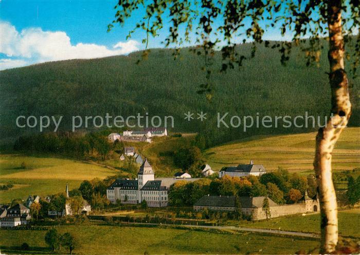 AK / Ansichtskarte Grafschaft Sauerland Grafschafter Hof Grafschafter Keller Kat. Schmallenberg