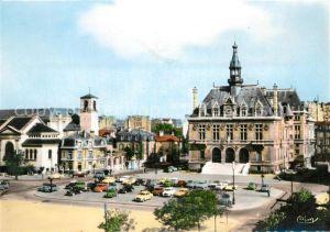 AK / Ansichtskarte Vincennes Mairie et Eglise  Kat. Vincennes