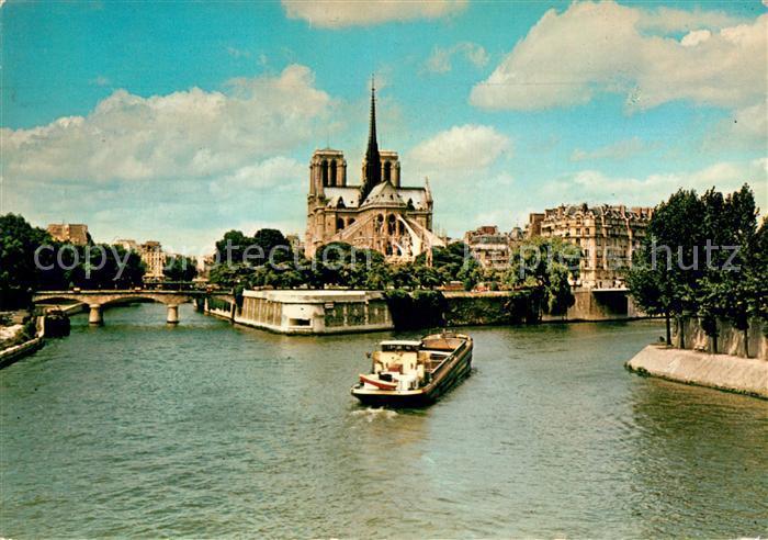 AK / Ansichtskarte Paris Notre Dame Saint Louis  Kat. Paris