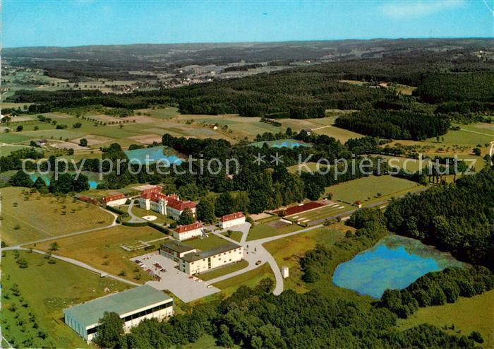 AK / Ansichtskarte Stubenberg Steiermark Fliegeraufnahme Bundessportschule Schielleiten Kat. Stubenberg am See