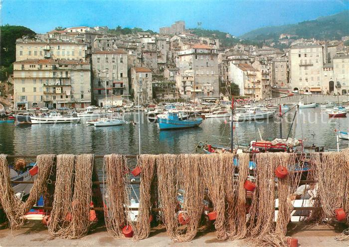 AK / Ansichtskarte Bastia Port  Kat. Bastia