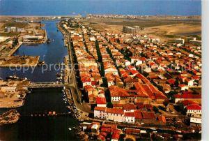 AK / Ansichtskarte Port la Nouvelle Le Golfe du Lion Vue aerienne Kat. Port la Nouvelle