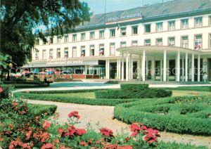AK / Ansichtskarte Niederbronn les Bains Casino Municipal et la Brasserie Restaurant du Parc Kat. Niederbronn les Bains