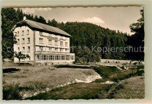 AK / Ansichtskarte Steinabad Kindererholungsheim  Kat. Bonndorf
