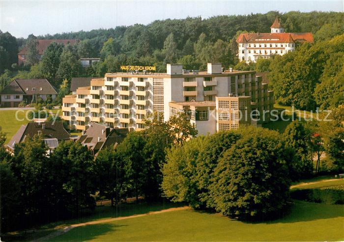 AK Ansichtskarte Bad Essen Haus Deutsch Krone Bad Essen