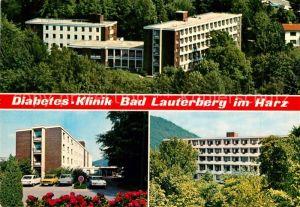 Diabetes-Klinik Bad Mergentheim - Behandlungen bei Diabetes