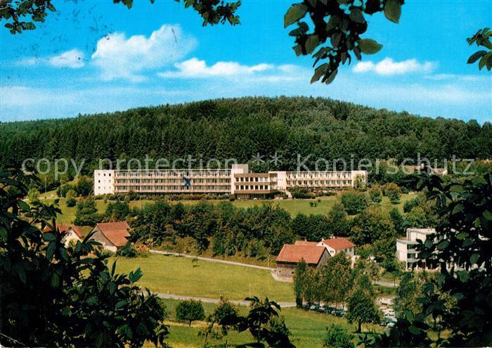 AK / Ansichtskarte Gras Ellenbach Hotel Heinrich Gluecklich  Kat. Grasellenbach