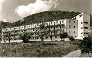 AK / Ansichtskarte Bad Urach Haus auf der Alb Kurhaus Kat. Bad Urach