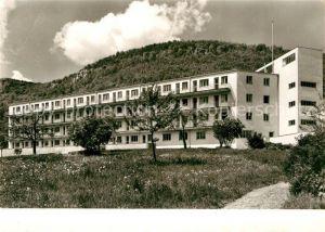 AK / Ansichtskarte Bad Urach Haus auf der Alb Kurhaus Erholungsheim Kat. Bad Urach