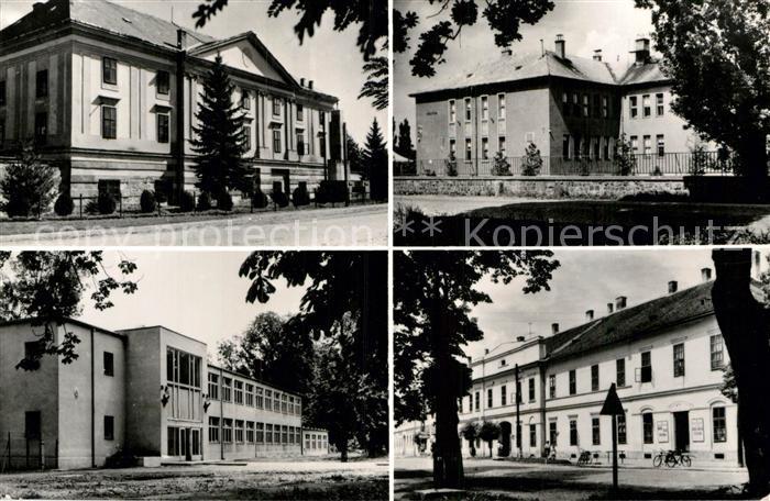 AK / Ansichtskarte Koermend Teilansichten Gebaeude Kat. Ungarn