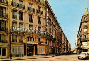 AK / Ansichtskarte Paris Grand Hotel de l Europe Kat. Paris