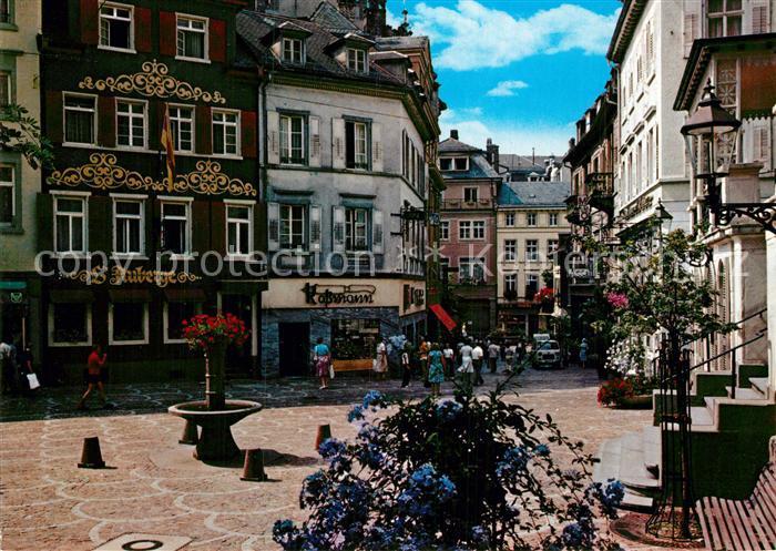 Fußgängerzone Baden Baden