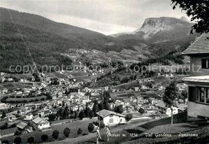 AK / Ansichtskarte Ortisei St Ulrich Panorama Val Gardena