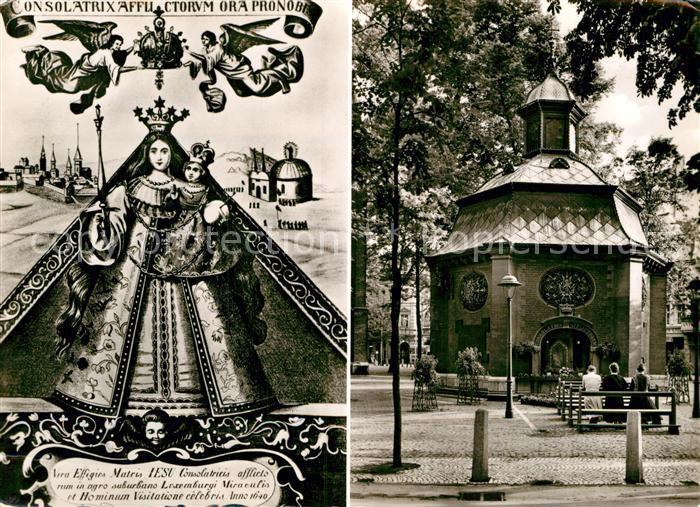 AK / Ansichtskarte Kevelaer Gnadenbild Gnadenkapelle  Kat. Kevelaer