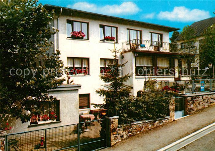 AK / Ansichtskarte Bad Schwalbach Cafe Margarete  Kat. Bad Schwalbach