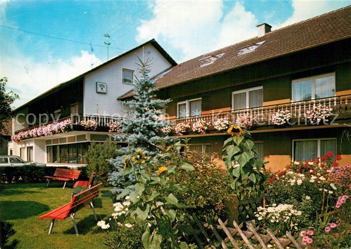 AK / Ansichtskarte Lombach Gasthof Zur Linde  Kat. Lossburg