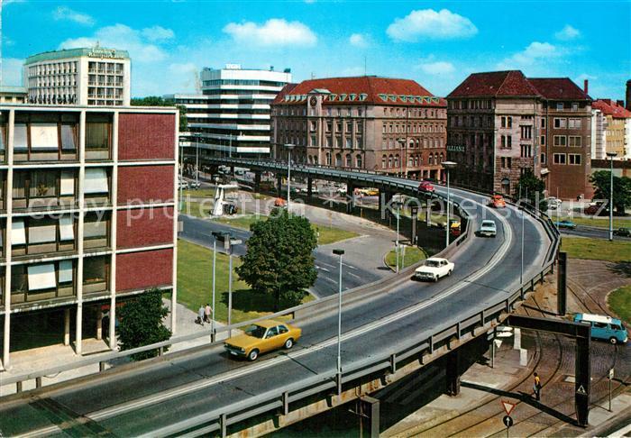 AK / Ansichtskarte Hannover Aegidientorplatz Kat. Hannover