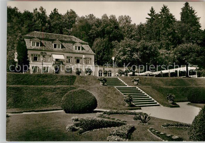 Ak Ansichtskarte Brueckenau Bad Hotel Fuerstenhof Kat Bad