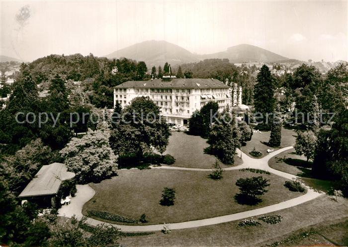 AK / Ansichtskarte Baden Baden Hotel Bellevue  Kat. Baden Baden