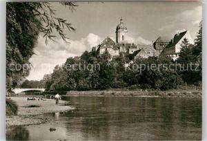 AK / Ansichtskarte Neuburg Donau Schloss Kat. Neuburg a.d.Donau