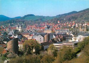 AK / Ansichtskarte Goslar Panorama Blick vom Georgenberg Kat. Goslar