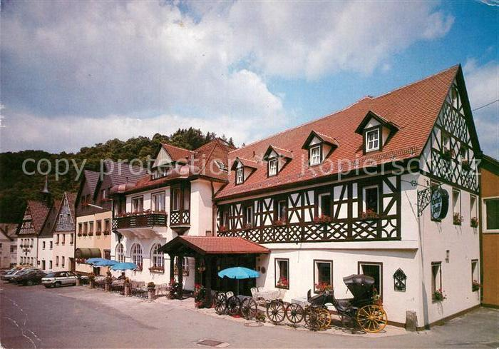 Romantik Hotel Post Wirsberg