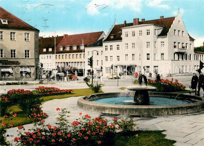 AK / Ansichtskarte Neumarkt Oberpfalz  Kat. Neumarkt i.d.OPf.