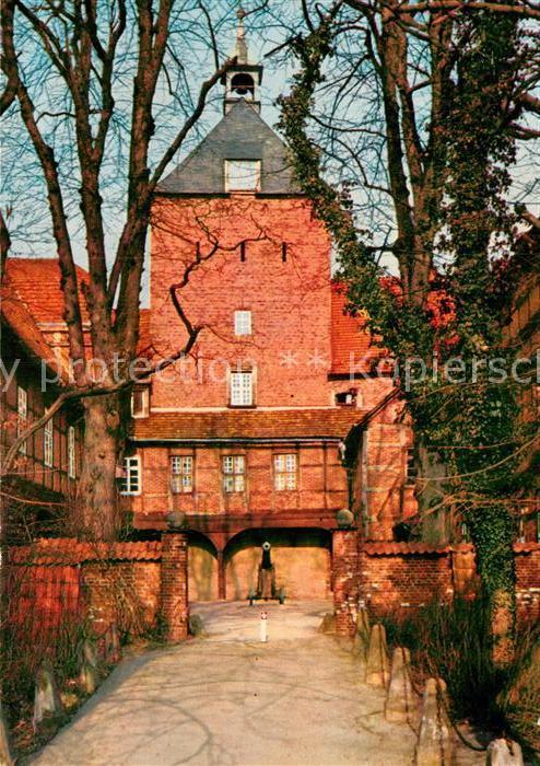 AK / Ansichtskarte Winsen Luhe Schloss  Kat. Winsen (Luhe)