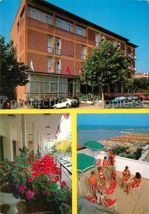 AK / Ansichtskarte Gatteo A Mare Hotel Serena Kat. Italien