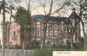 AK / Ansichtskarte Neersen Niederrhein Schloss Kat. Willich