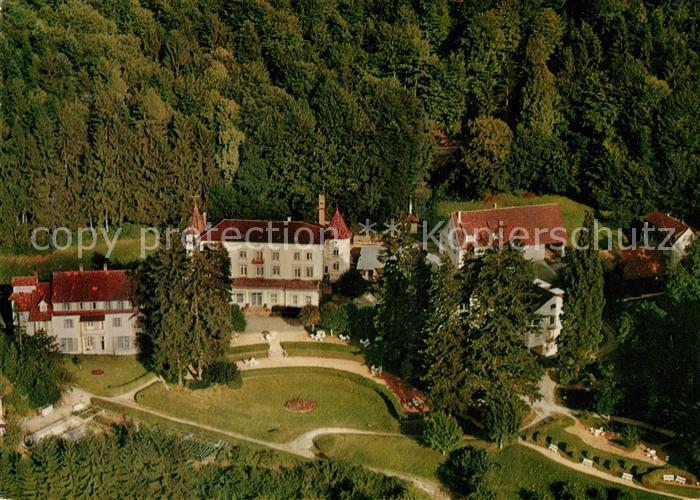 AK / Ansichtskarte Badenweiler Sanatorium Schloss Hausbaden  Kat. Badenweiler