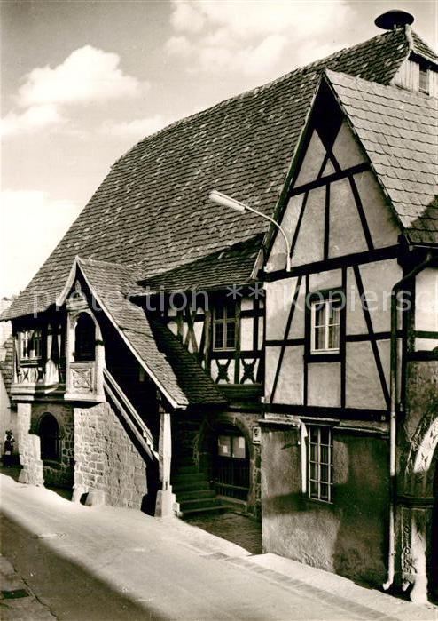ak hall treppenaufgang am rathaus nr 6353128 oldthing ansichtskarten deutschland plz 70. Black Bedroom Furniture Sets. Home Design Ideas