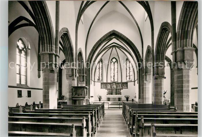 AK / Ansichtskarte Schweighofen Katholische Pfarrkirche Kat. Schweighofen