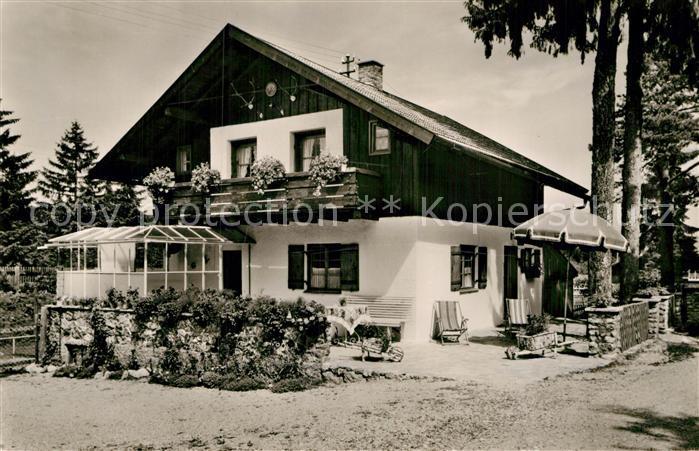 AK / Ansichtskarte Halblech Haus Mathias Helmer Kat. Halblech