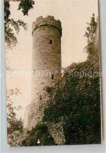 AK / Ansichtskarte Blankenburg Bad Burgruine Greifenstein Kat. Bad Blankenburg