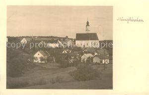 AK / Ansichtskarte Muenzkirchen Kirche Kat. Muenzkirchen