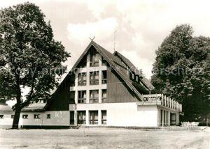 AK / Ansichtskarte Burg Spreewald FDGB Erholungsheim Zur Bleiche Kat. Burg Spreewald