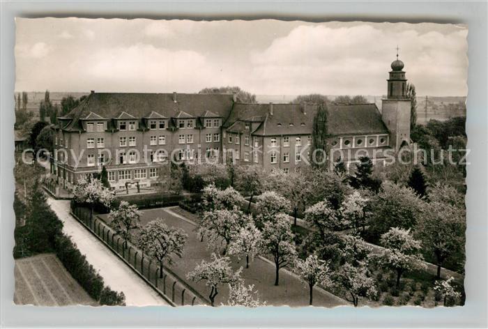 AK / Ansichtskarte Landau Pfalz Sankt Paulus Stift  Kat. Landau in der Pfalz