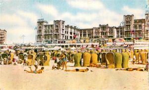 AK / Ansichtskarte Scheveningen Palace Hotel Strand Kat. Scheveningen