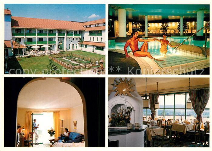 Hotel Sonnengut ak ansichtskarte bad birnbach hotel sonnengut schwimmbad bad