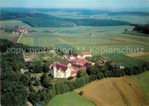 AK / Ansichtskarte Dischingen Fliegeraufnahme Schloss Thurn und Taxis Kat. Dischingen