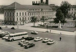 AK / Ansichtskarte Berlin Operncafe Denkmal Hauptstadt der DDR Kat. Berlin