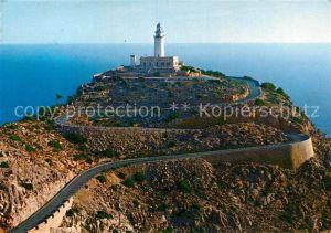 AK / Ansichtskarte Formentor El Faro Leuchtturm Kat. Cap Formentor Islas Baleares Spanien